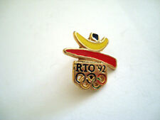 PINS RTO 92 JEUX OLYMPIQUES BARCELONE