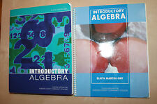 Introductory Algebra Custom Edition For Hudson County Community College, BUNDLE