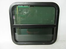 BLACK LCI 24 X 22 RV SLIDER WINDOW TRAVEL TRAILER CAMPER ENCLOSED CARGO 24 X22