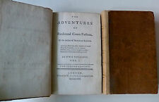 The Adventures of Ferdinand Count Fathom, Tobias George Smollett, Literatur
