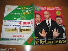 TV SORRISI E CANZONI=2004/15=ALDO GIOVANNI E GIACOMO=ANNA VALLE=ALBERTO CASTAGNA