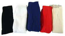 5 Pair Tights fits Chatty Cathy Doll Clothes Deal! Black Red Ivory White Navy