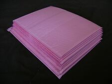 10 Light Pink 10x15 Bubble Mailer Self Seal Envelope Padded Protective Mailer