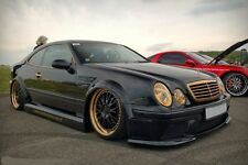 Mercedes CLK W208 Wide Amg Body Kit