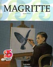 Magritte by Jacques Meuris NEW HARDCOVER BOOK SEALED