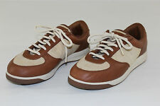 FREE SHIPPING Reebok S Carter Collection Mens 6 Brown Lace Up Casual Shoes NICE