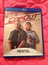 COP OUT BLU-RAY 2010 MOVIE BRUCE WILLIS TRACY MORGAN
