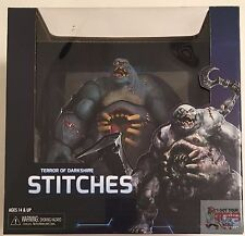 """STITCHES NECA HOTS Heroes Of The Storm DELUXE BLIZZARD 7"""" INCH 2015 FIGURE"""