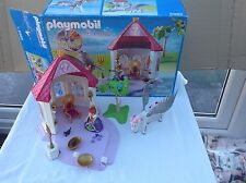 PLAYMOBIL   5985   PRINCESS ROOM WITH PEGASUS  COMPLETE