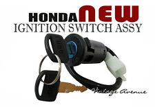 HONDA PASSPORT C70 1982-1983 IGNITION SWITCH ASSY [O700]