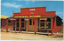 OLD ABILENE - KANSAS - GENERAL STORE - POSTCARD UNUSED   # S-27047-1