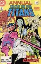 Tales of the Teen Titans (1984-1988) Ann. #4