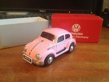 Tin Plate VW Beetle - Made in Japan - Boxed