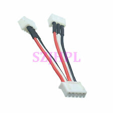 JST-XH 4S to 2*JST-XH 2S 7.4V LiPo battery Charging balance wire Adaptor