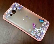 Bling Transparent Shockproof Designer Back Case,Cover,For Samsung Galaxy J7 2015