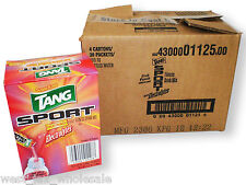 Tang Sport Fitness Drink Water Mix Fruit Punch Sugar Free 2 Cases (240 packs)