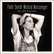 PATTI SMITH New Sealed 2016 UNRELEASED LIVE 1996 GERMANY CONCERT CD