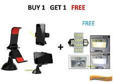 Combo Mobile Stand Holder + FREE 16 LED White Replacement OEM Cabin Roof Light