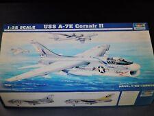 TRUMPETER 1/32nd A-7E  US NAVY. CORSAIR 11 ( # 02231 )