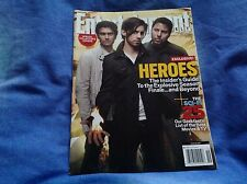 Entertainment Weekly EW Magazine - Heroes Collector Cover #3 May 2007 Milo