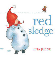 JUDGE,LITA-RED SLEDGE  BOOK NEW