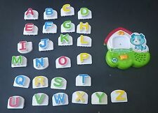 LeapFrog FRIDGE PHONICS Alphabet ABC (Scout the Dog) Doghouse Learning Set