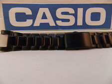 Casio Watch Band G-1400 D Bracelet Blk PVD G-shock Tough Solar Also fits GW-1400
