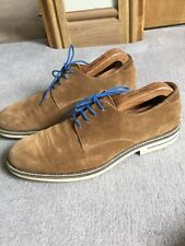 LUXURY Gant Uomo in Pelle Casual Scarpe taglia 44 MADE IN ITALY PREPPY IVY LEAGUE
