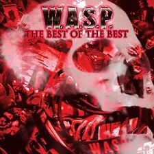 Best Of The Best - Wasp (2015, CD New)