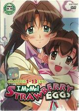 DVD I My Me! Strawberry Eggs ( Vol 1-13 End ) + Free Shipping (A05)