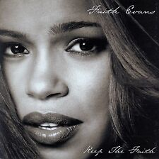 FAITH EVANS : KEEP THE FAITH / CD (BAD BOY RECORDS 1998)