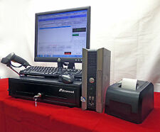 Touchscreen Entry level Point of Sale POS System - Refurbished PC Win 7 Pro