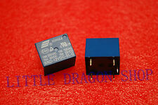 2 Pcs Mini Power Relay 12V DC coil SRD-12VDC-SL-C SONGLE PCB  Electromagn A336