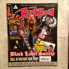 ROCKHARD 48/2006 BLACK LABEL SOCIETY DREAM THEATER CRADLE  OF FILTH RHAPSODY