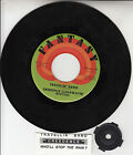 CREEDENCE CLEARWATER REVIVAL Travelin' Band & Who'll Stop The Rain CCR 45 record