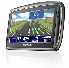 TomTom Navi GO 540 LIVE Central Europa HD-Traffic IQ Routes