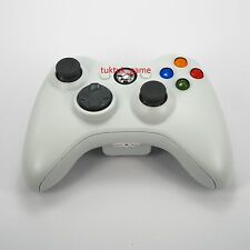 Wireless Controller for XBOX 360 Shock Vibration Gamepad White New