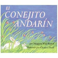 El Conejito Andarin by Margaret Wise Brown (2006, Paperback)
