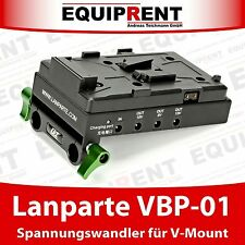 Lanparte VBP-01 V-Mount Battery Pinch / Spannungswandler für 15mm Rods Rig EQ481