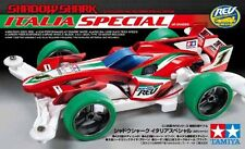 Mini4wd SHADOW SHARK ITALIA SPECIAL Item 95224