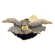Wizarding World Of Harry Potter Hedwig with moving wings Pin Universal Studios