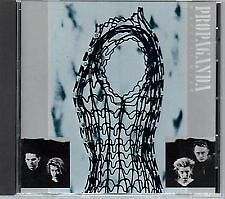 PROPAGANDA - A SECRET WISH CD on ZTT, made in Germany
