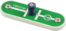 SNAP CIRCUITS PART 6SCC4N 100µF Non-Polarized Capacitor