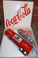 Coca-Cola Coke '93 Soft Drink Soda Dearborn, MI Winross Truck