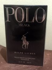 Treehousecollections: Ralph Lauren Polo Black EDT Perfume Spray For Men 125ml