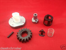 ! Starter Drive Kit 16 Tooth Gear for Briggs Craftsman MTD Murray 495878 696540