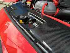 CARBON FIBER OE STYLE COOLING PANEL FOR FORD 2015- MUSTANG