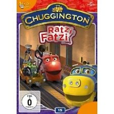 "CHUGGINGTON VOL.15 ""RATZI FATZI""   DVD NEUWARE"