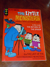 THE LITTLE MONSTERS #7 (GOLD KEY 1966) NM cond. (9.4) FILE COPY High Grade!!