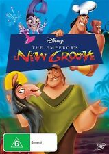 The Emperor's New Groove : NEW DVD